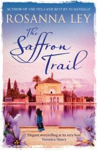 Rosanna Ley The Saffron Trail Packshot