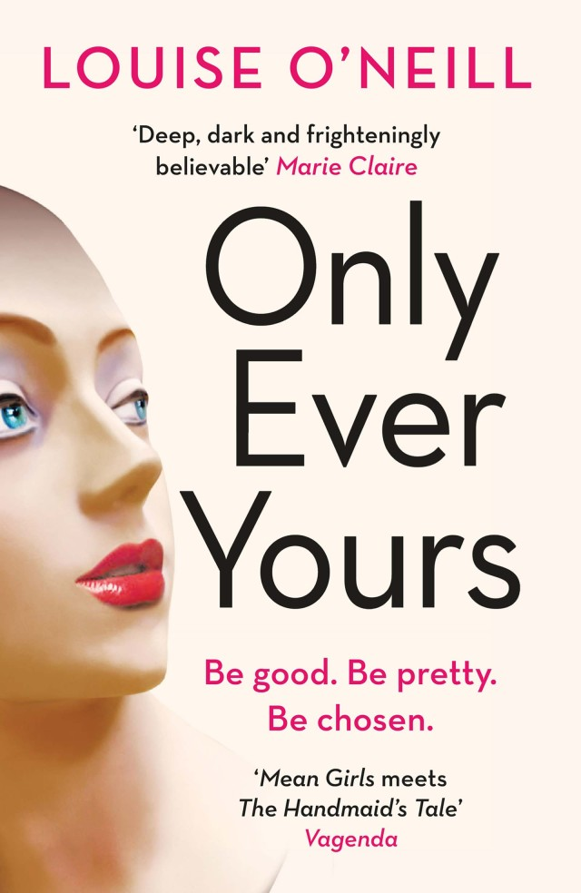 Only Ever Yours packshot