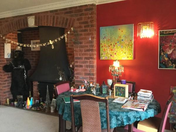 Jill's Livingroom