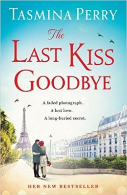 Last Kiss Goodbye book jacket