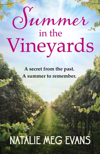 Summer In The Vineyards
